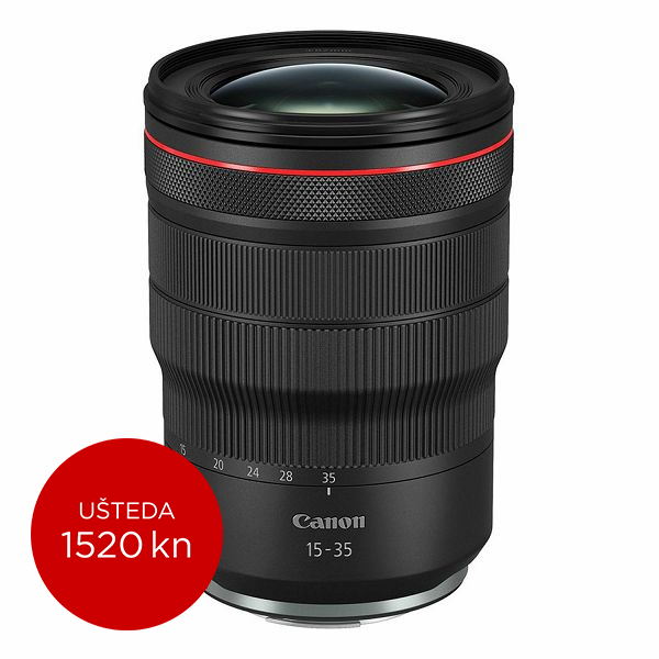 Canon Objektiv RF 15-35mm f/2.8 L IS USM