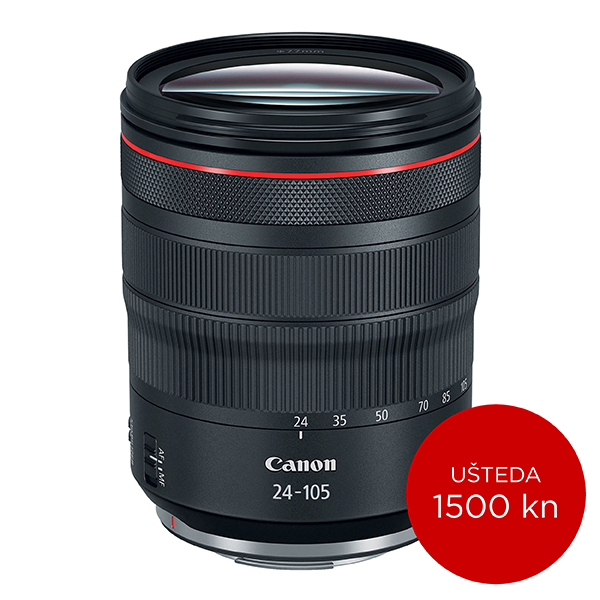Canon Objektiv RF 24-105mm f/4 L IS USM