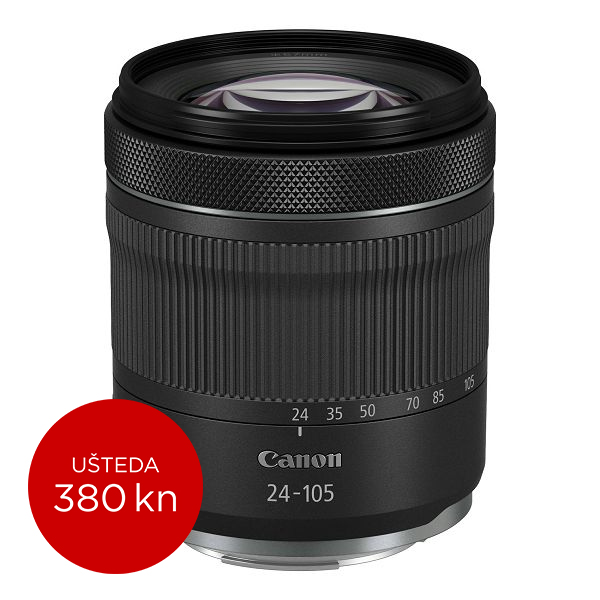 Canon Objektiv RF 24-105mm f/4-7.1 IS STM