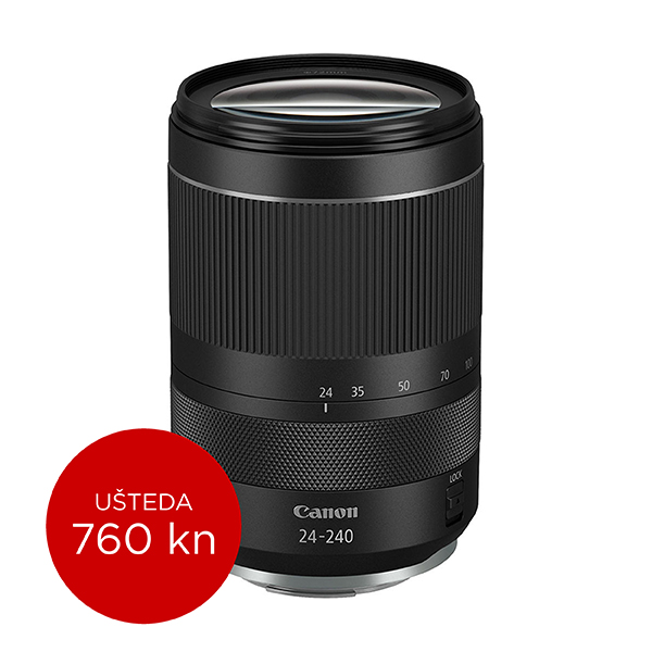 Canon Objektiv RF 24-240mm f/4-6.3 IS USM