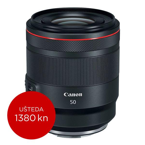 Canon Objektiv RF 50mm, f/1.2 L USM