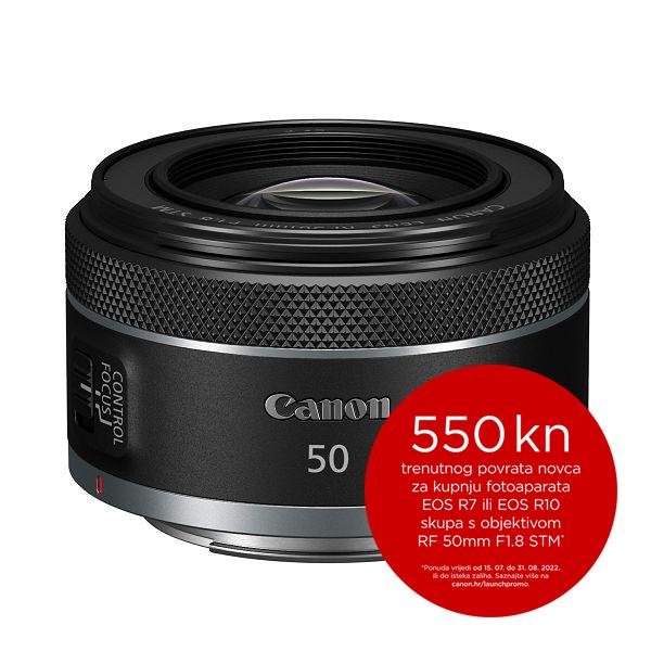 Canon Objektiv RF 50mm f/1.8 STM