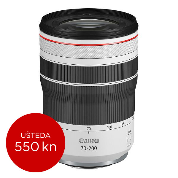 Canon Objektiv RF 70-200mm, f/4 L IS USM