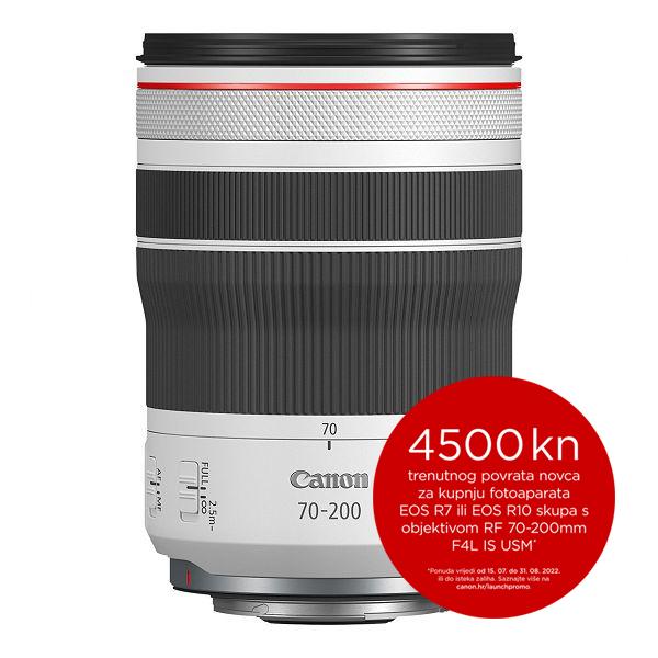 Canon Objektiv RF 70-200mm f/4L IS USM