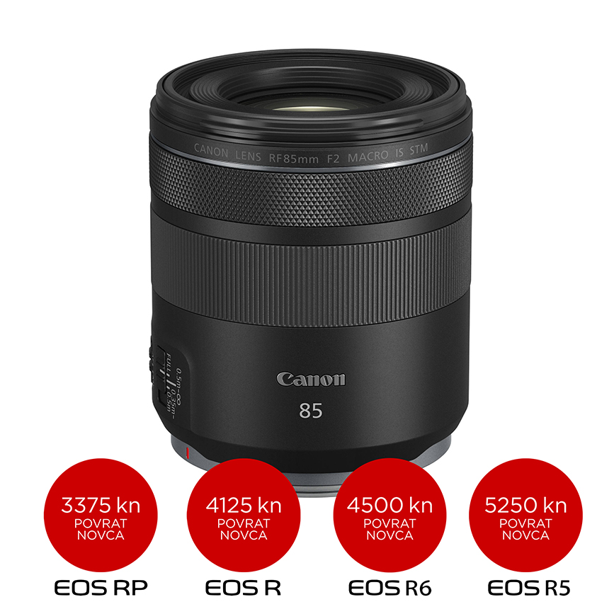 Canon Objektiv RF 85mm f/1.2 L USM