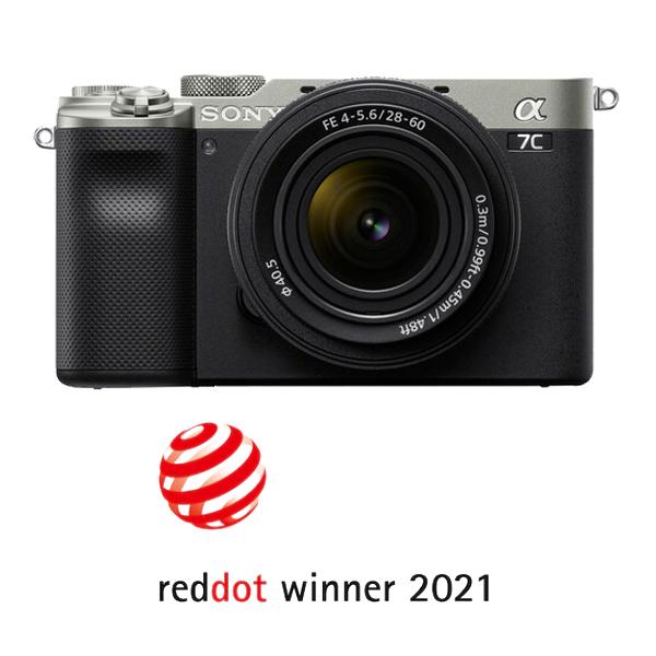 SONY Mirrorless Camera Alpha a7C + FE 28-60mm f/4-6.3 (Black)