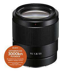 SONY Objektiv FE 35mm, f/1,8