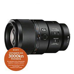 SONY Objektiv FE 90mm, f/2,8 makro G OSS